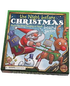 """the Night Before Christmas"" Holiday Board Game"
