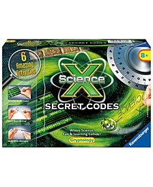Science X Mini - Secret Codes