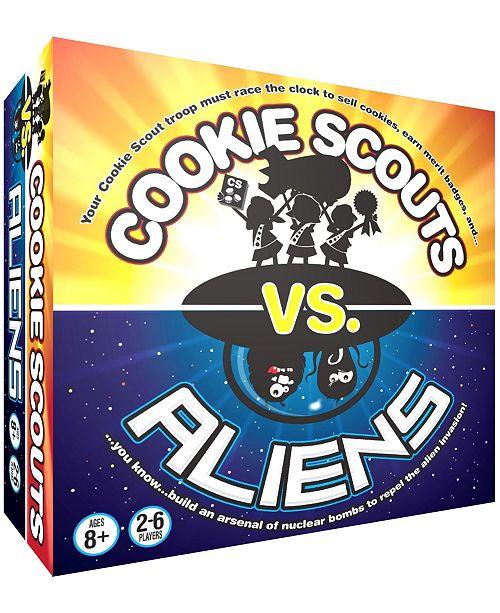 Topside Games Cookie Scouts Vs. Aliens