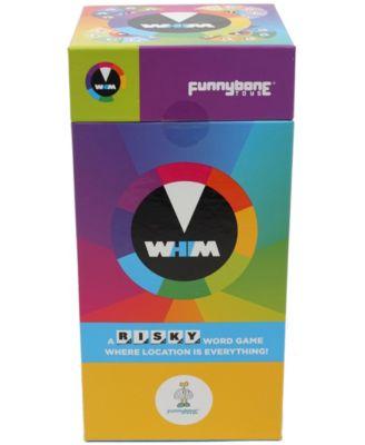 Funnybone Toys Whim Word Card Game