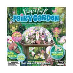Toys By Nature Biosphere Terrarium - Fanciful Fairy Garden