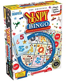 the Original I Spy Bingo Match 'N Play Challenge