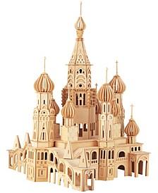 St. Petersburg Church Wooden Puzzle