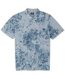 Men's Sundays Tie-Dyed Shirt