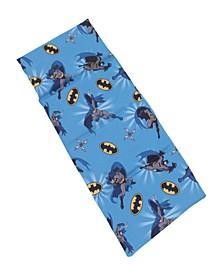 Batman Preschool Nap Mat Sheet
