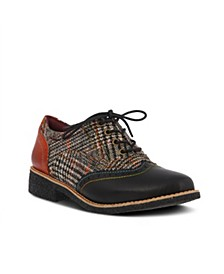 Women's Muggiasti Oxfords