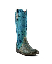 Laretilyn Western Boots