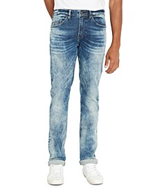 Men's Slim Fit Ash-X Jeans