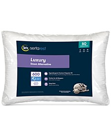 "Regal Cotton 600-Thread Count 20"" x 28"" Pillow"