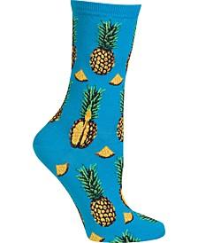 Women's Pineapple Socks
