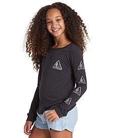 Big Girls Graphic-Print T-Shirt