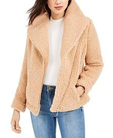 Sevilla Faux-Sherpa Coat