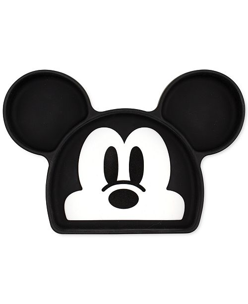 Bumkins Mickey Mouse Silicone Suction Plate