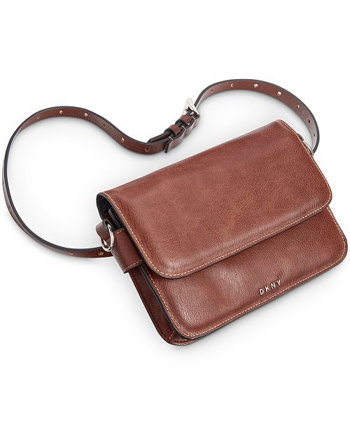 DKNY Foldover Belt Bag