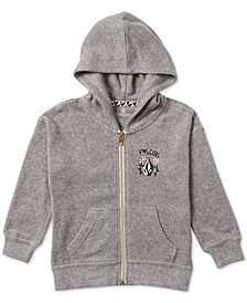Toddler & Little Girls Fleece Hoodie