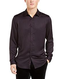 INC Men's Leopard Print Shirt, Created For Macy's