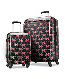 Disney by Minnie Mouse Bow Hardside Luggage Collection