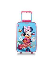 Disney by Kids' Mickey Softside Carry-On