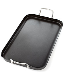 "Tools of the Trade 11"" x 18"" Double Burner Griddle, Created for Macy's"