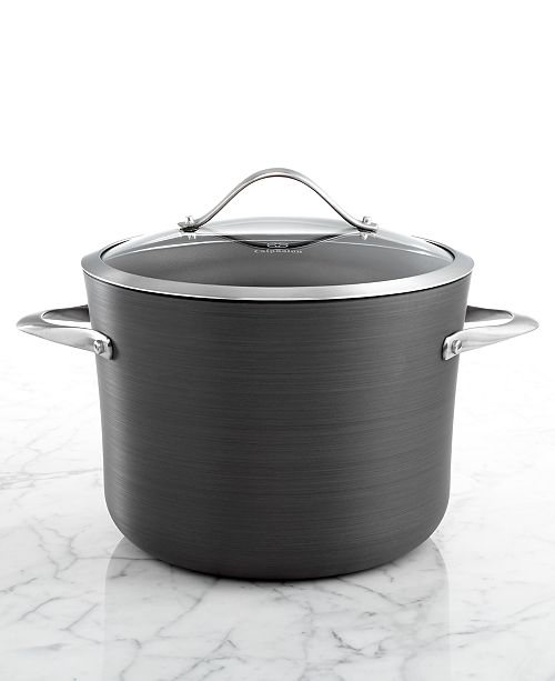 Calphalon Contemporary Nonstick 8 Qt Covered Stockpot