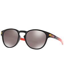 Men's Polarized Latch Sunglasses