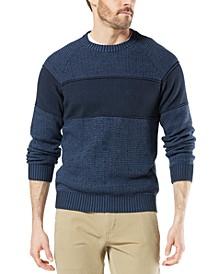 Men's Alpha Plaited Sweatshirt