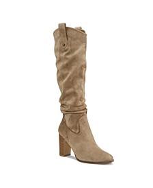 'Boss Bae' Boots