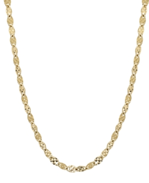 Link Chain Necklace in 14k Gold
