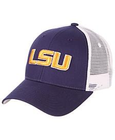 LSU Tigers Big Rig Mesh Snapback Cap