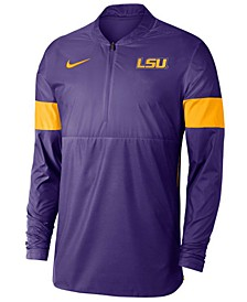 Men's LSU Tigers Lightweight Coaches Jacket