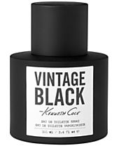 Kenneth Cole Vintage Black Eau de Toilette, 3.4 oz
