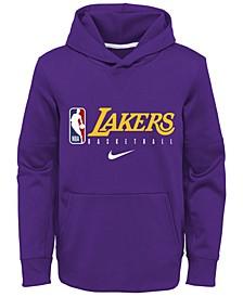 Big Boys Los Angeles Lakers Spotlight Hoodie