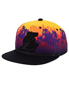 Los Angeles Lakers Top Dog Snapback Cap