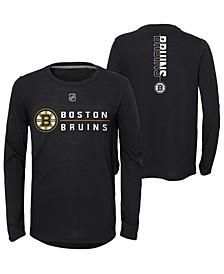 Little Boys Boston Bruins Deliver Long Sleeve T-Shirt