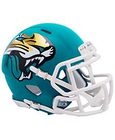 Jacksonville Jaguars Speed AMP Alt Mini Helmet