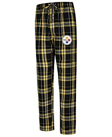 Men's Pittsburgh Steelers Hillstone Flannel Pants