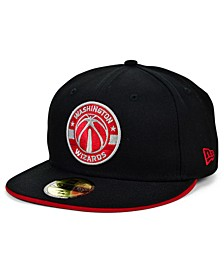 Washington Wizards Bred Collection 59FIFTY-FITTED Cap