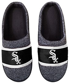 Chicago White Sox Poly Knit Slippers