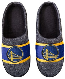 Golden State Warriors Poly Knit Slippers