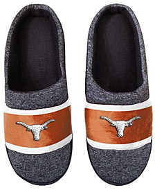Texas Longhorns Poly Knit Slippers