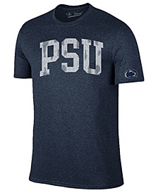 Men's Penn State Nittany Lions Oversized Arch Dual Blend T-Shirt