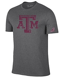 Men's Texas A&M Aggies Oversized Arch Dual Blend T-Shirt
