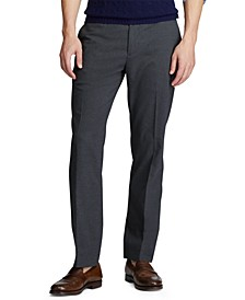 Men's Straight-Fit Stretch Chino Pants
