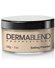 Dermablend Loose Setting Powder, 1 oz.