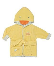 Classic Duck Baby Hooded Bathrobe