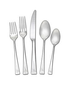 Lucia 65-PC Flatware Set, Service for 12