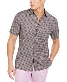 Men's Geo-Print Shirt, Created for Macy's