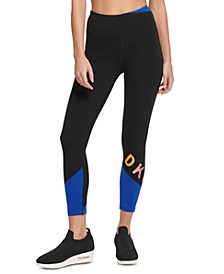 Sport Colorblocked Ankle Leggings