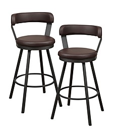 Cabezon Pub Height Swivel Stool (Set of 2)