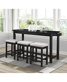 Baresford Counter Height Dining Set